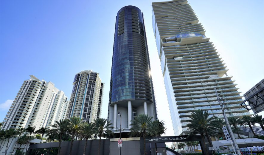 Porsche Design Tower Miami.18555 Collins Ave APT 5505, Sunny Isles Beach, FL 33160