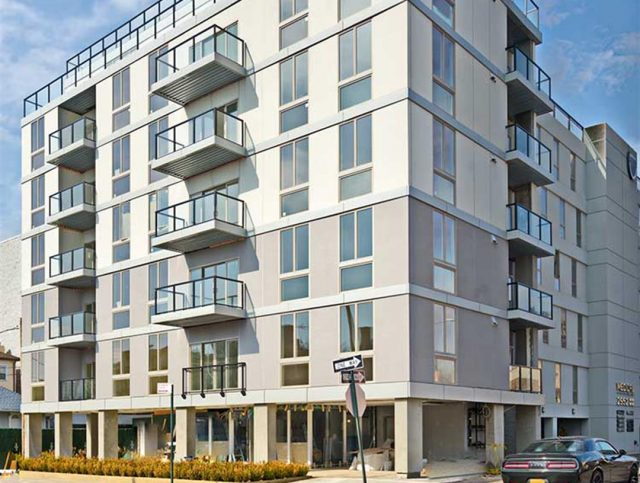 Brighton Beach new construction two bedroom for rent