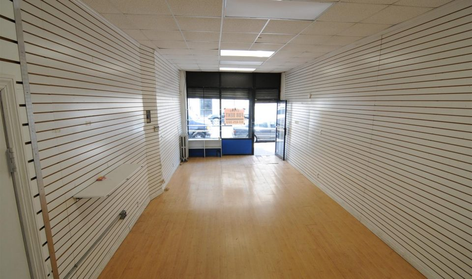 Commercial space for rent!